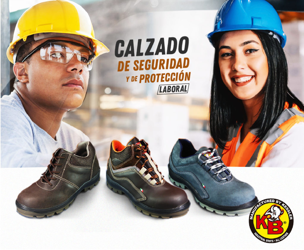 CALZADO DE SEGURIDAD Y DE PROTECCIÓN LABORAL